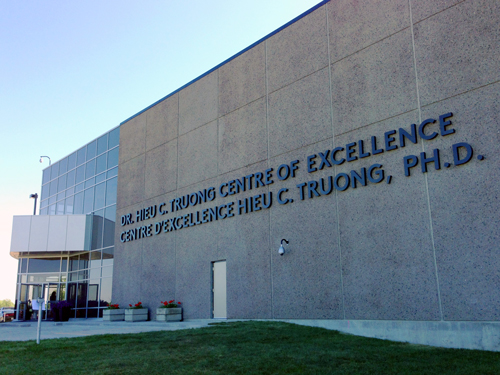 Dr. Hieu C. Truong Centre of Excellence