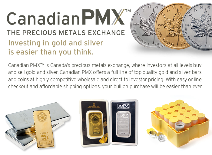 Canadian Coin & Currency - Bullion Department