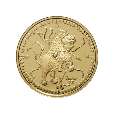 200 1998 Gold Coin Legend Of The White Buffalo Royal