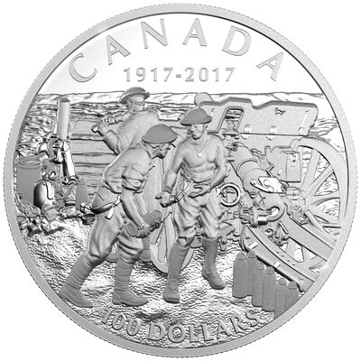 2017 100 The Battle Of Vimy Ridge 100th Anniversary